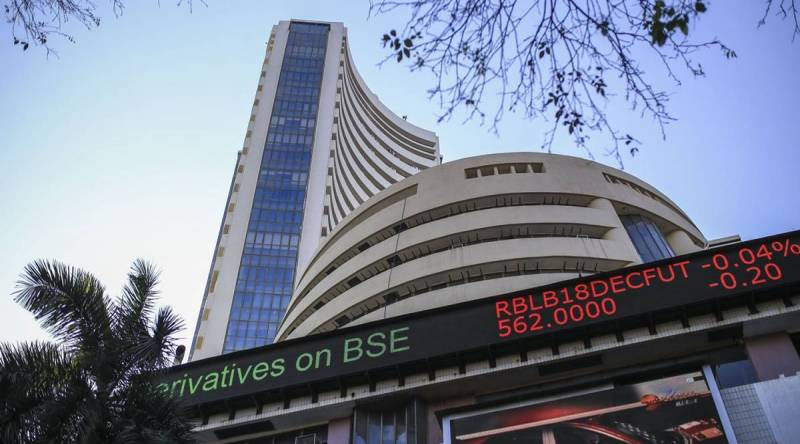 Sensex zooms over 340 points in early trade; financial stocks lead rally