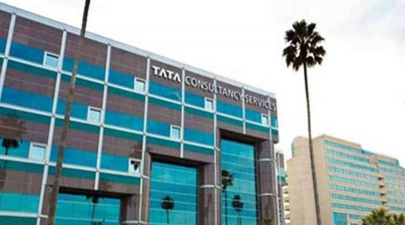 TCS shares decline over 4 pc after Q4 earnings