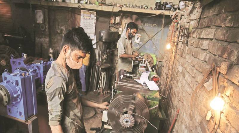Credit offtake of large cos hit, MSMEs gain on ECLGS push